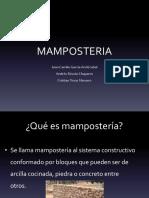 Mampostería