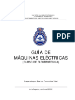 Manual Máquinas