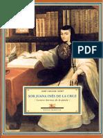 BUXO Sor Juana Ines de La Cruz