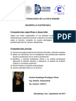portafolio desarrollo sustentable