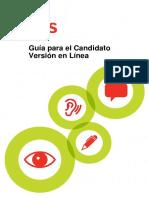 Aptis Browser Version Candidate Guide Esp
