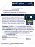 EdUSA Weekly Update No 195 September 6 2010