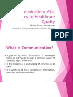 Key to Healthcare Quality