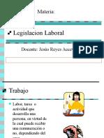 Derecho Laboral Clase 2