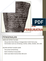 KSSM SEJARAH TINGKATAN 2