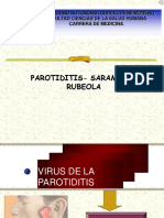 parotiditis-sarampion- rubeola