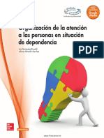 Organizacion de La Atencion a Las Personas en Situacion de Dependencia 2012-FREELIBROS.org