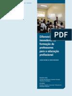 Diferenciais Inovadores Na Formação de Professores