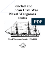 NWS Ironclad Rules