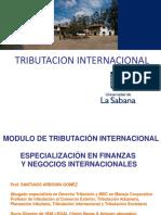 Tributación Internacional Forum