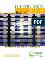 Medium Term Energy Efficiency Market Report 2015