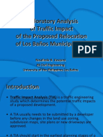 Uplb TIA Exploratory Analysis