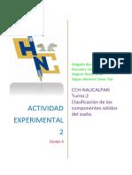 Qumica, Practica 2