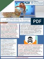 Ransomware - i suggerimenti del Garante privacy