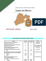 Perfil Estado de Mexico