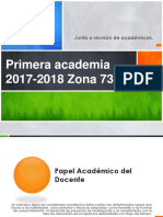 Primera Academia