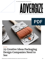 25 Creative Ideas Packaging Design Companies Need to See