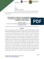 EXPLORING STUDENTS' WEAKNESSES IN ENGLISH LANGUAGE AT SHAQRA UNIVERSITY (HURIMLAA CAMPUS), SAUDI ARABIA.pdf