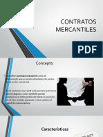 UNIDAD 4 Contratos Mercantiles