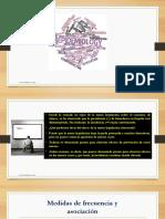 Tema 3. EPIDEMIOLOGIA DESCRIPTIVA  (Medidas de Asociación).pptx
