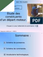 1 - Depart Moteur Prof