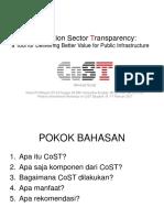 Cost Seminar LKPP 2017
