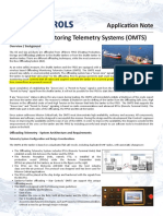 OMTS Telemetry System