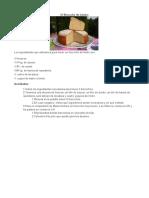 Bizcocho y Fracciones