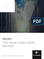Cloud vs Datacenter