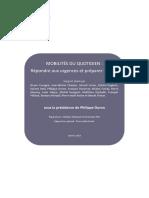 Rapport du Conseil d'orientation des infrastructures