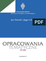Jan Karski i jego misje