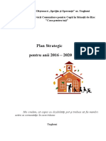 Plan Strategic 2016 -2020