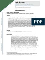 Multivariate Analysis in Metabolomics