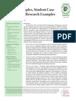 RTI Manual Case Studies