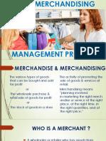 Apparel Merchandising Unit 2