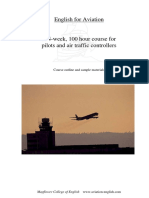 Aviation Course Guide