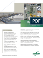 9079IN-PANL Industrial Panels 2pg Features & Benefits Leaflet