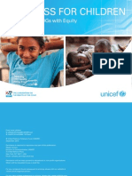 UNICEF - Progress for Children
