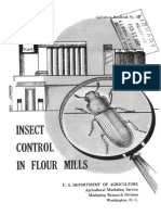 Insect Control in Flour Mills
