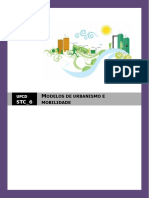 Manual Ufcd Stc_6 - Modelos de Urbanismo e Mobilidade