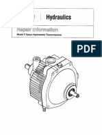 Hydrostatic Transmission LG Bitumen Sprayer