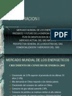 Administracion Del Gas I - Prof. Hernando Galvis