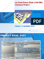 Aplikasi  Turap dan Pondasi tiang pada PLTGU Tanjung Periok.pptx
