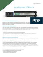 DOLBY Atmos Cinema Processor CP850 R2