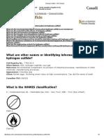 Hydrogen Sulfide _ OSH Answers