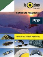 Isoplus Conducte Preizolate 2013