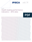 Health Leading Performance Indicators 2016data