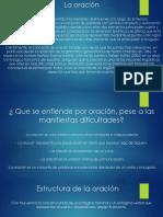 Diapositiva de Español