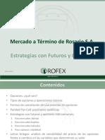 Manual - ROFEX Opciones - Estrategias Con FyO