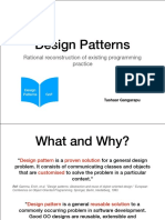 Design Patterns_Tushaar G